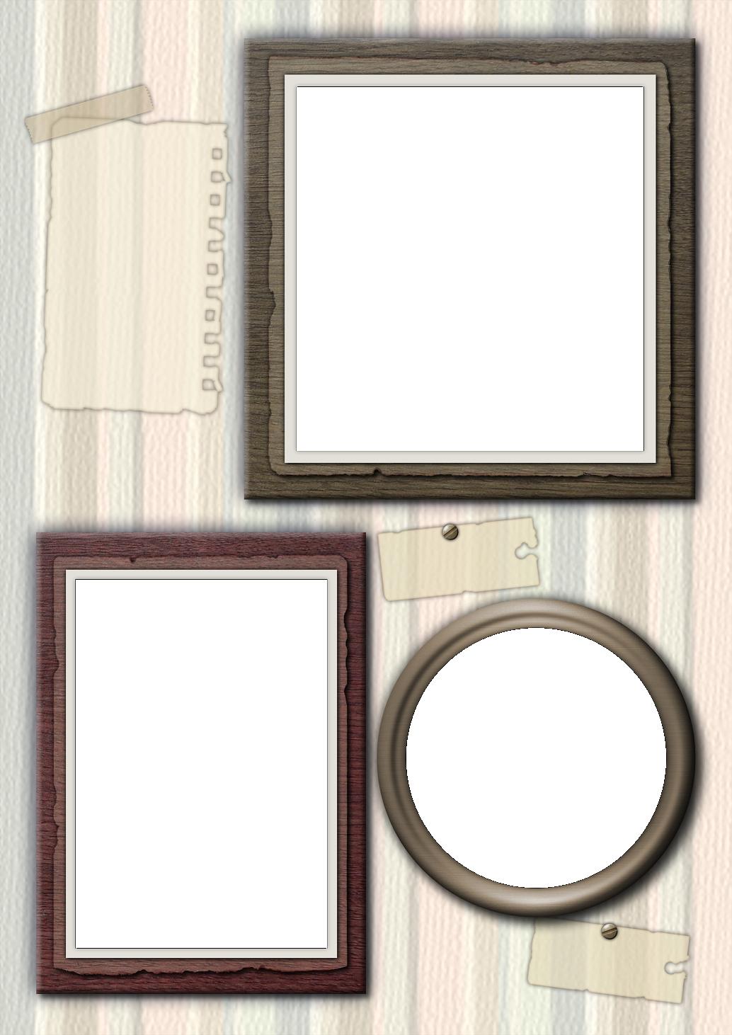 создать рамки для фотографий i